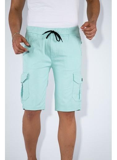 Rodi Jeans Bermuda Yeşil